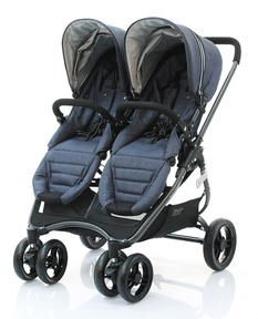 Valco Baby Snap 4 Ultra Duo Tailormade удобная коляска