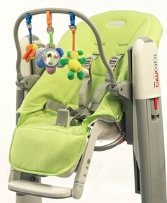 Стул Peg Perego Tatamia Follow Me с рождения
