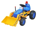 Электромобиль Everflo Yellow Minitractor ЕА002